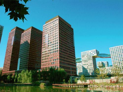 地暖保温样板工程:万国城
